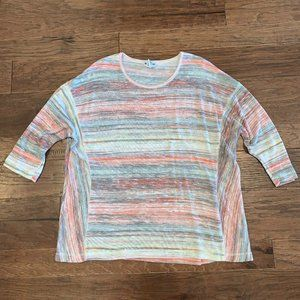 Multi Color XL Sweater